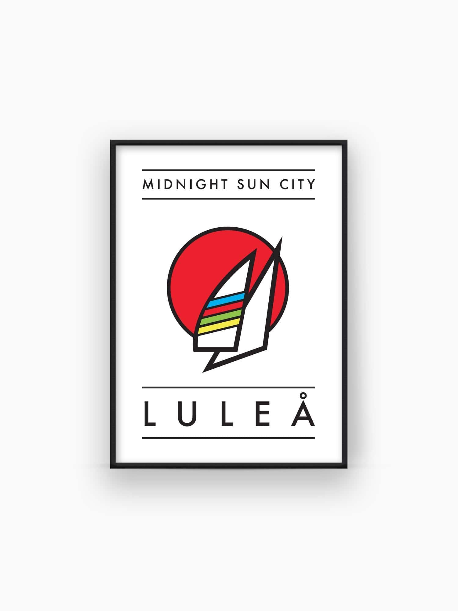 Midnight sun city Luleå - Burban Studios