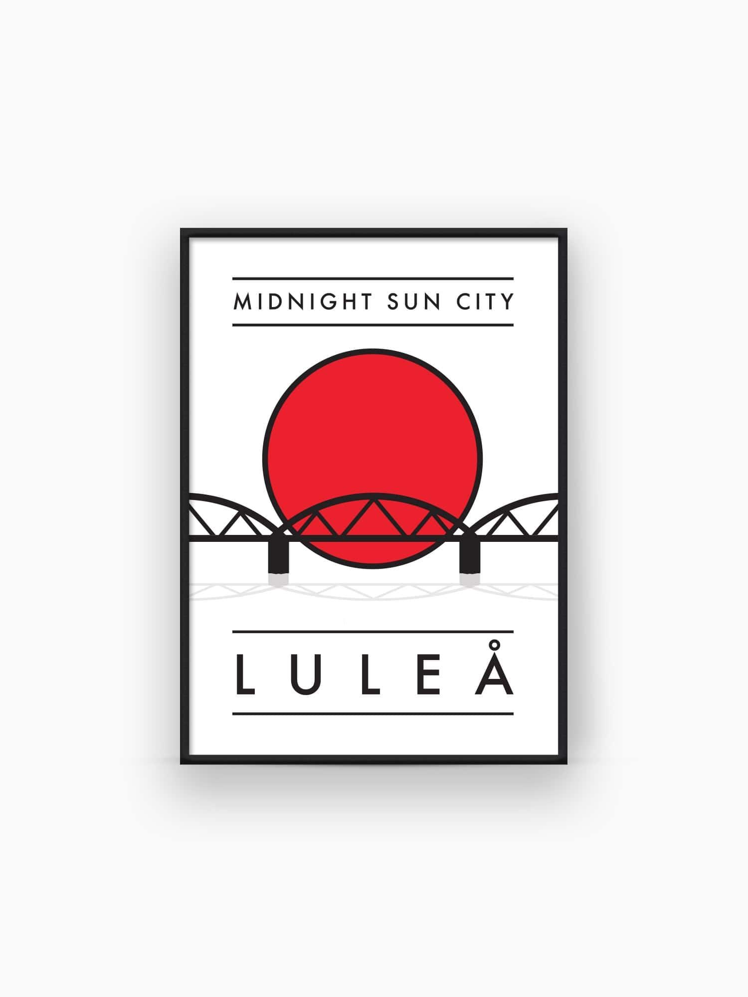 Luleå Midnight sun city - Brooklyn B - Burban Studios