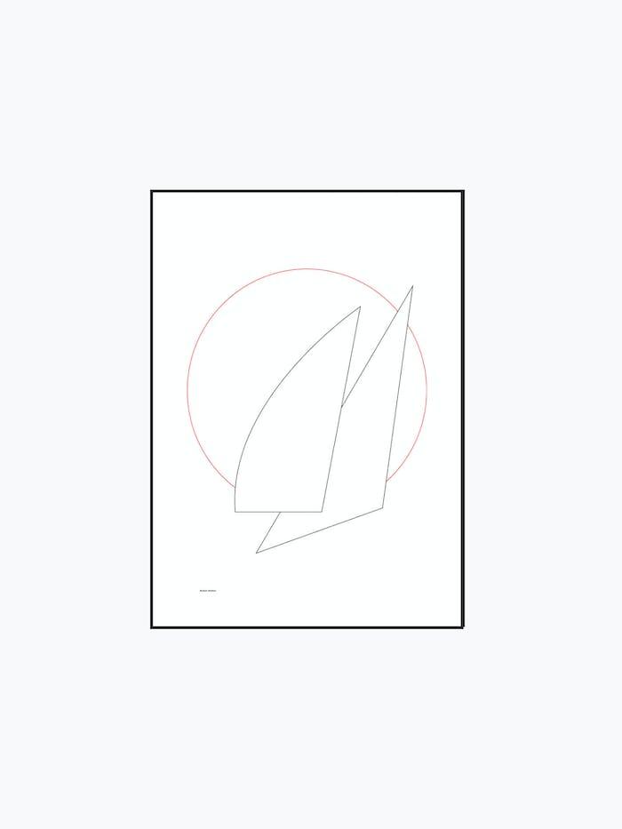 Midnight Sun Cup Luleå 1988 - Poster / Affish av Burban Studios 2019