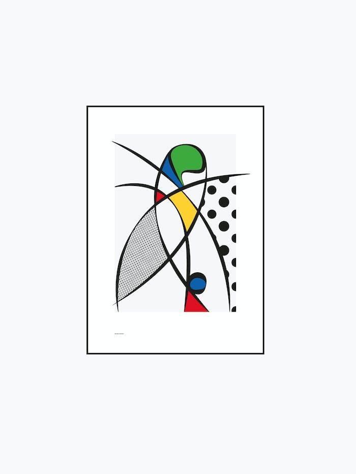 Poster Pop Art - Burban Studios
