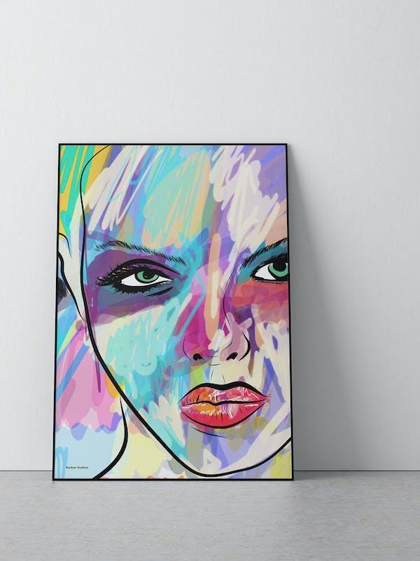 Splash - Burban Studios Tavla / Poster