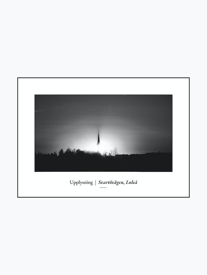 Upplysning - Luleå Tavla / Burban Studios