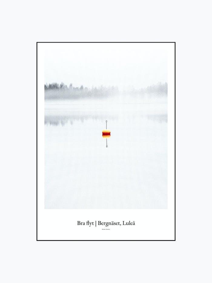 BRa flyt Luleå Poster / tavla - Burban Studios